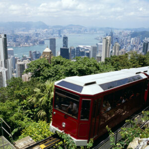 Hong Kong - Peak Tram