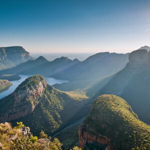 South Africa - Blyde River Canyon in Mpumulanga