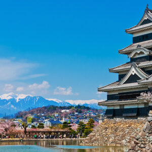 Japan, Matsumoto castle