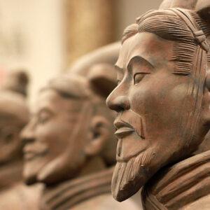 China, Xian - Terracotta
