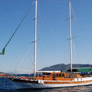 Turkey_CrewedYachting Gulet