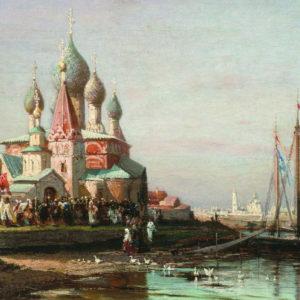 Russia, Yaroslavl