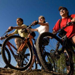 Biking & Trekking
